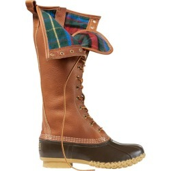 """Women's Limited-Edition Bean Boots, 16"""" Flannel-Lined"""