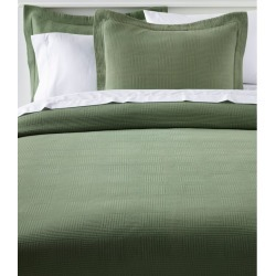 Vintage MatelassA(c) Coverlet Green found on Bargain Bro Philippines from L.L. Bean for $149.00