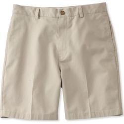 Men's Wrinkle-Free Double LA Chino Shorts, Natural Fit Plain Front 8