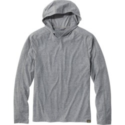 Men's Everyday SunSmarta, Tee, Long-Sleeve Hoodie Gray M found on Bargain Bro from L.L. Bean for USD $41.76