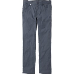 Men's Venture Stretch Five-Pocket Pants Gray 30 Wx34 Ins found on Bargain Bro from L.L. Bean for USD $60.04