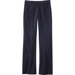 Women's Perfect Fit Cotton Pants, Bootcut Blue Xs Reg found on Bargain Bro Philippines from L.L. Bean for $39.95