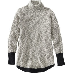 Women's Signature Cotton/Linen Ragg Sweater Brown S found on Bargain Bro India from L.L. Bean for $79.00