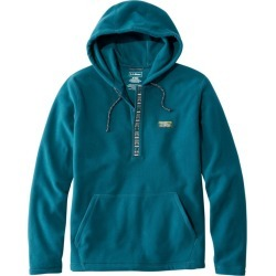 Men's Trail Fleece, Hoodie Multi Color L found on Bargain Bro from L.L. Bean for USD $45.56