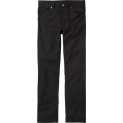 Men's Venture Stretch Five-Pocket Pants Black 36 Wx34 Ins found on Bargain Bro from L.L. Bean for USD $60.04