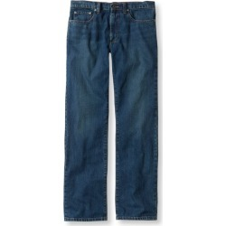 Men's L.L.Bean 1912 Jeans, Standard Fit Blue 38 Wx34 Ins found on Bargain Bro India from L.L. Bean for $54.95