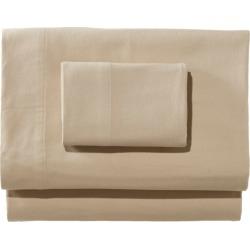 Ultrasoft Comfort Flannel Sheet Set Tan
