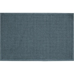 Everyspace Recycled Waterhog Doormat Blue found on Bargain Bro Philippines from L.L. Bean for $39.95