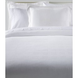 Vintage MatelassA(c) Coverlet White found on Bargain Bro India from L.L. Bean for $159.00