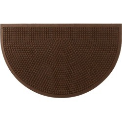 Everyspace Recycled Waterhog Doormat, Crescent Brown found on Bargain Bro Philippines from L.L. Bean for $150.00