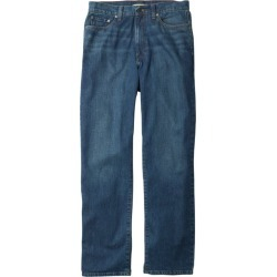 Men's L.L.Bean 1912 Jeans, Natural Fit Blue 31 Wx30 Ins found on Bargain Bro India from L.L. Bean for $54.95