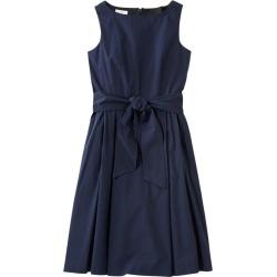 Women's Signature Poplin Dress Blue 2 Reg found on Bargain Bro India from L.L. Bean for $119.00