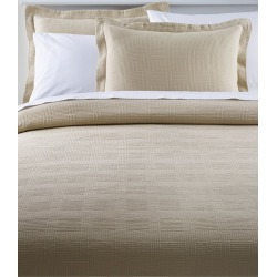 Vintage MatelassA(c) Coverlet Tan found on Bargain Bro India from L.L. Bean for $149.00
