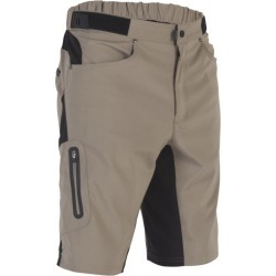Men's Zoic Ether Mountain Bike Shorts Tan L found on Bargain Bro from L.L. Bean for USD $68.40