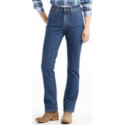 Women's True Shape Jeans, Classic Kick Boot Blue 14 T found on Bargain Bro India from L.L. Bean for $59.95