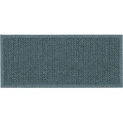 Everyspace Recycled Waterhog Boot Mat Blue found on Bargain Bro Philippines from L.L. Bean for $49.95