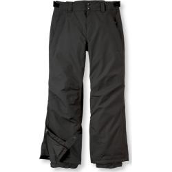 Waterproof Snow Pants Black M