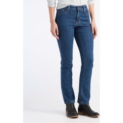 Women's True Shape Jeans, Favorite Fit Slim Leg Blue 16 T found on Bargain Bro Philippines from L.L. Bean for $59.95