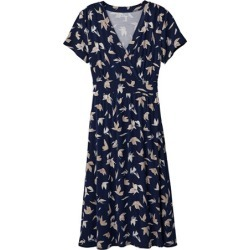 Women's Summer Knit Dress, Short-Sleeve Print found on Bargain Bro from  for $59.95