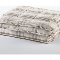 Ultrasoft Cotton Comforter, Plaid Gray found on Bargain Bro Philippines from L.L. Bean for $169.00