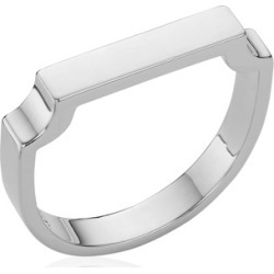 Sterling Silver Signature Ring found on Bargain Bro India from Monica Vinader (US) for $95.00
