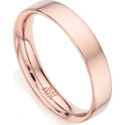 Rose Gold Fiji Band Stacking Ring found on Bargain Bro UK from Monica Vinader