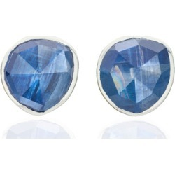 Sterling Silver Siren Stud Earrings Kyanite found on Bargain Bro India from Monica Vinader (US) for $135.00