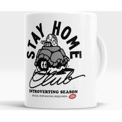 Caneca Introverting Season