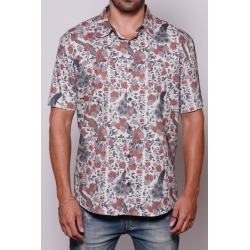 Camisa Social Utopia found on Bargain Bro India from Chico Rei for $58.76