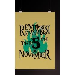 Poster Remember