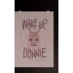Poster Wake Up Donnie