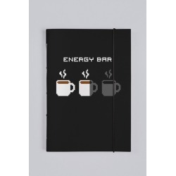 Sketchbook Energy Bar