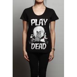 Camiseta Play Dead