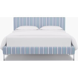Modern Platform Bed | Queen | Porcelain Austin Stripe found on Bargain Bro India from The Inside for $1549.00