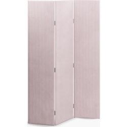 Modern Screen   Pink Ticking Stripe