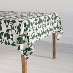 Large Tablecloth | Emerald Conte