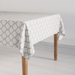 Standard Tablecloth | Grey Ziggurat