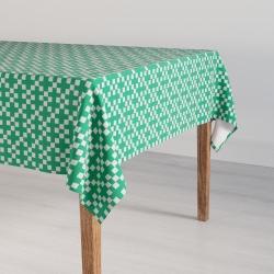Standard Tablecloth | Green Hopscotch