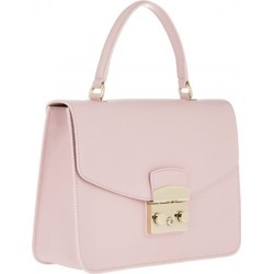 Furla 芙拉Metropols M Top Handle粉红色包包 found on Bargain Bro UK from Unineed Limited CN