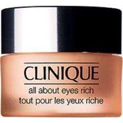 Clinique Eye Care: All About Eyes Rich 15ml found on Bargain Bro UK from Unineed Limited CN