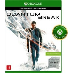 Game Microsoft Xbox One - Quantum Break found on GamingScroll.com from compracerta BR for $97.51