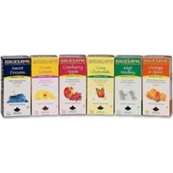 Bigelow Assorted Caffeine-free Herbal Teas