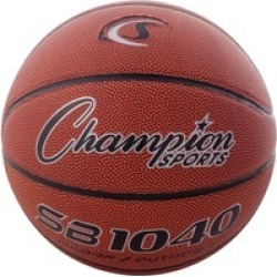 Champion Sport s Junior-size Composite Basketball
