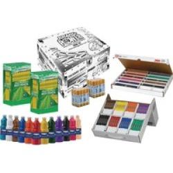 Prang Power Teacher Supply Kit