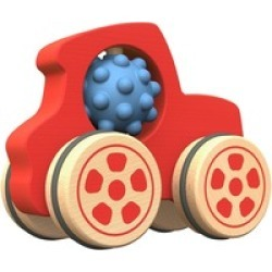 Nubble Rumblers Wooden Truck Toy