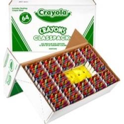 Crayola Classpack Crayons Box