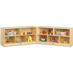 Jonti-Craft Toddler Fold-n-Lock Mobile Storage