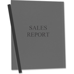 Wholesale Report Covers: Discounts on C-Line Vinyl Report Cover with Binding Bars CLI32551