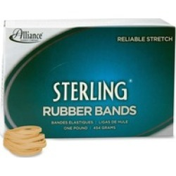 24305 Sterling Rubber Bands