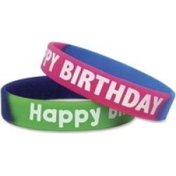 Resources Happy Birthday Wristbands